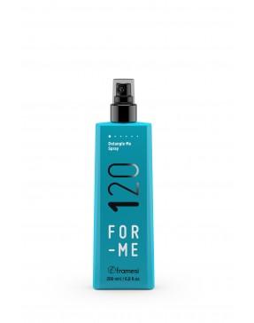 120 DETANGLE ME SPRAY (200ml) - purškiklis, skirtas mažinti ILGŲ plaukų vėlimąsi