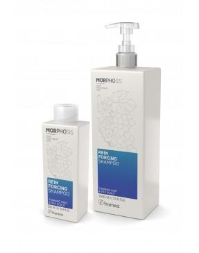 REINFORCING SHAMPOO - šampūnas nuo plaukų slinkimo riebiai galvos odai