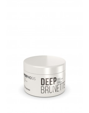 DEEP BRUNETTE TREATMENT (200ml) - rudų plaukų kaukė