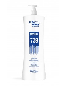 739 REVISHOCK MASQUE (1000ML) - kaukė su keratinu